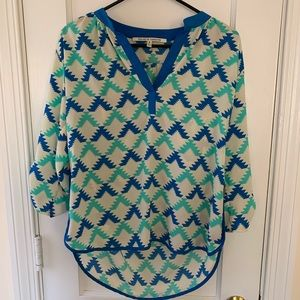 Collective Concepts Chevron Top